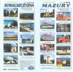 Folder Suwalszczyzna Mazury