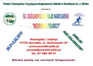 plakat wedrowki polnocy