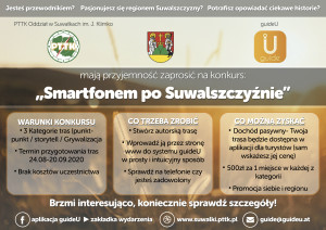Plakat_Smartfonem po Suwalszczyźnie (2)